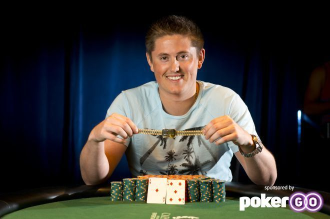 "Taylor ""Galactar"" Paur Wins his Second Bracelet in $500 WSOP.com ONLINE Summer Saver"