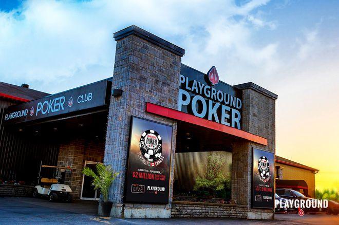 The World Series of Poker Circuit Returns to Playground