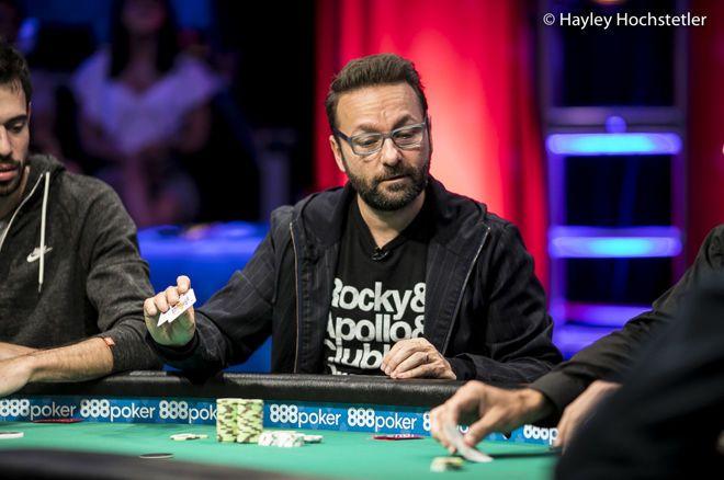 Mais um vice para Daniel Negreanu na WSOP
