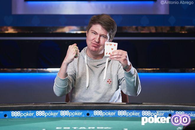 Denis Strebkov Wins His First Bracelet and $206,173 Top-Prize in $3k H.O.R.S.E.