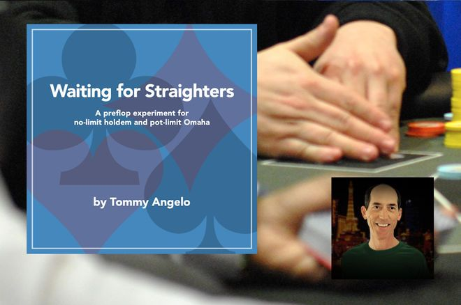 PokerNews Book Review: 'Waiting for Straighters' by Tommy Angelo