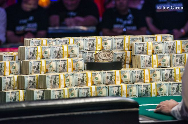 Report: Tax Burdens High for Most at 2019 WSOP Main Event Final Table