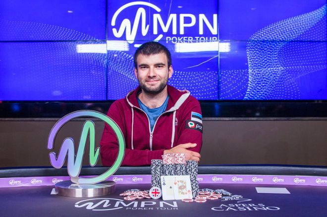 Valner Victorious in Record-Breaking MPNPT London Main Event