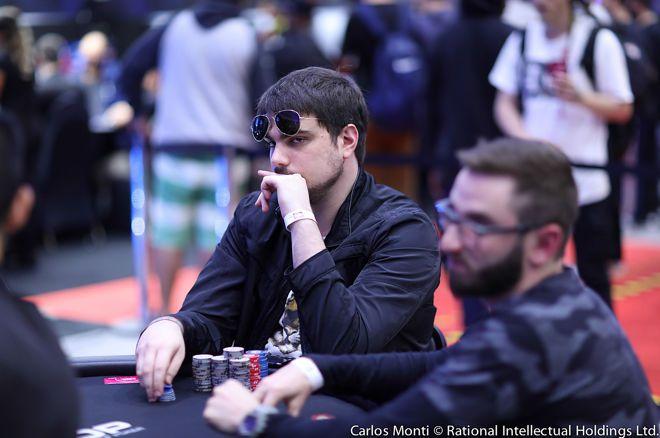 Iago Leonelli no BSOP Winter Millions