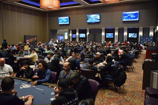 Ante Up Poker Tour Thunder Valley