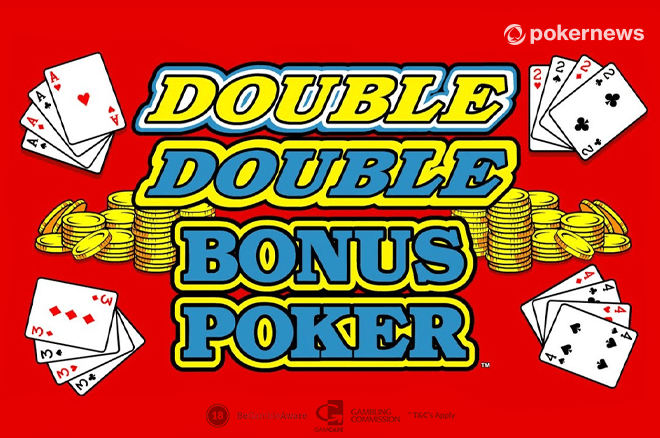 Free Video Poker Double Double Bonus