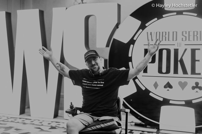"""Kevin """"Racks"""" Roster left his mark on the poker world and beyond."""