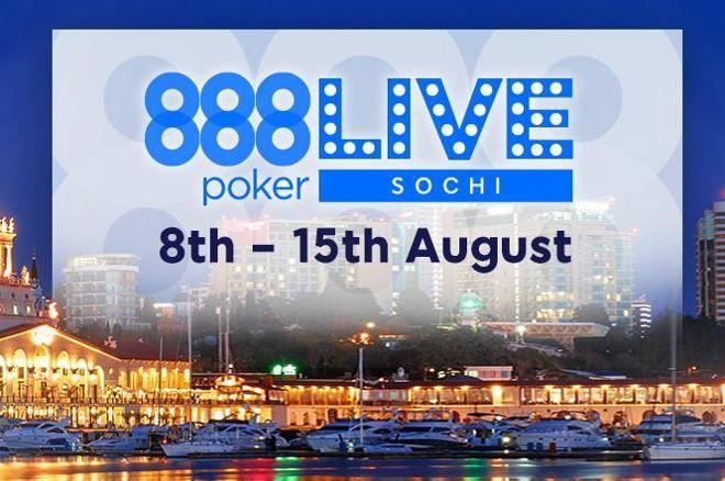 888poker LIVE Sochi