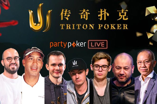 A Close-Up Look at the 50 Triton Million Players