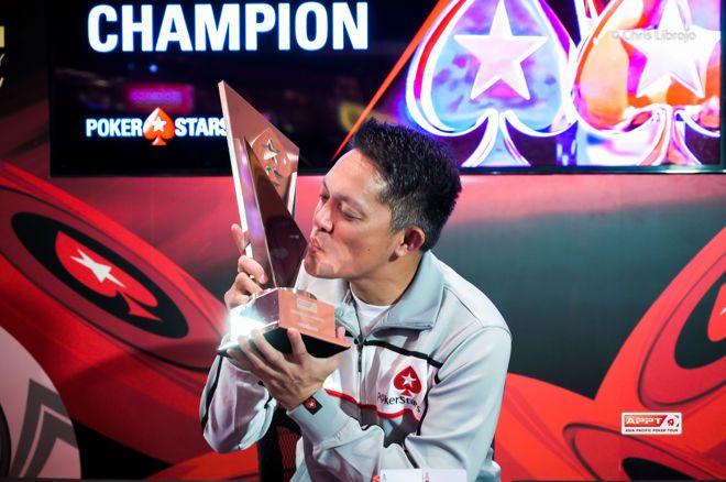 Benigno Jr Ledina Wins the 2019 PokerStars APPT Manila National for ₱4,174,500 ($81,805)