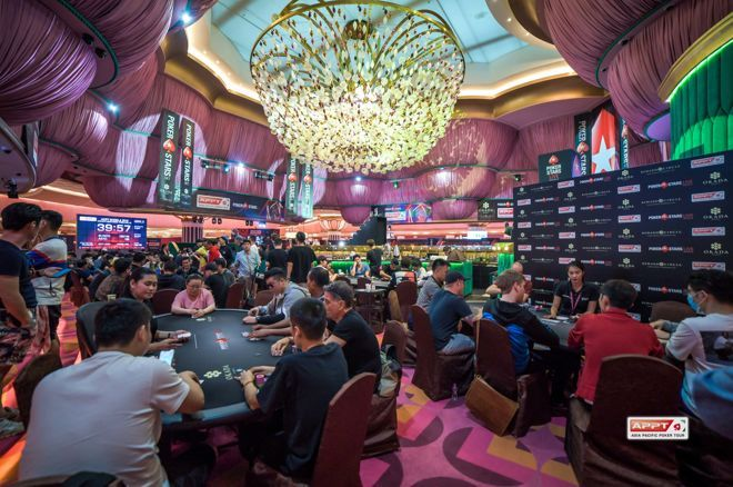 APPT Manila's prize pool was about three times the guarantee.