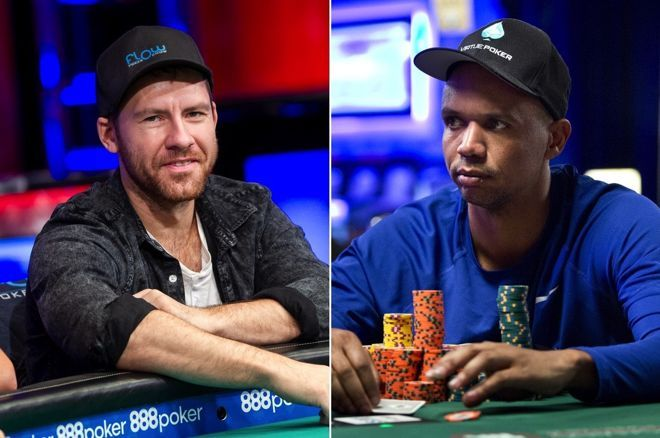 Dan Cates and Phil Ivey