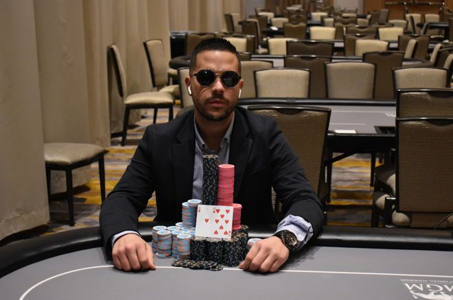 Farid Jattin Wins Potomac Poker Open Main Event for $247,950