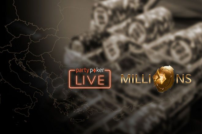 partypoker LIVE MILLIONS Europe