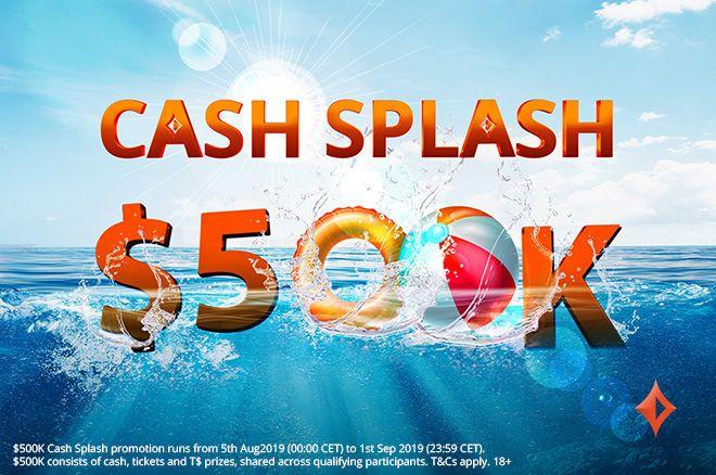 Cash Splash at partypoker