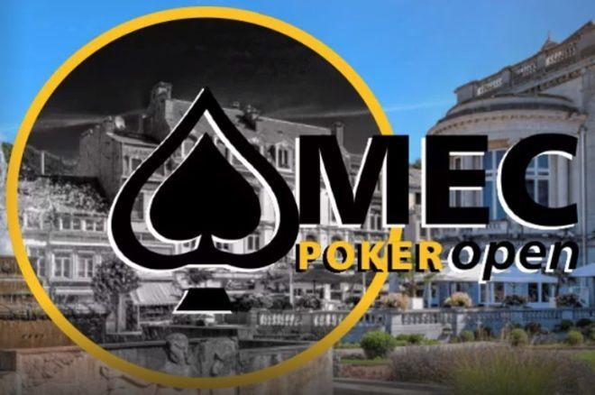 MEC Poker Open Белгия 2019