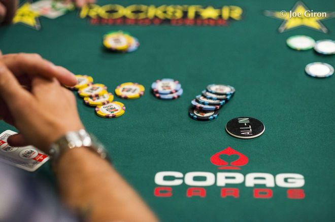 Quando lo Short Stack va All-In: Che Fare?