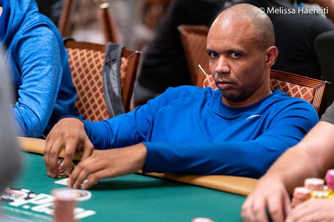 Phil Ivey didn't get a cent from his in-the-money run in the $50K PPC.