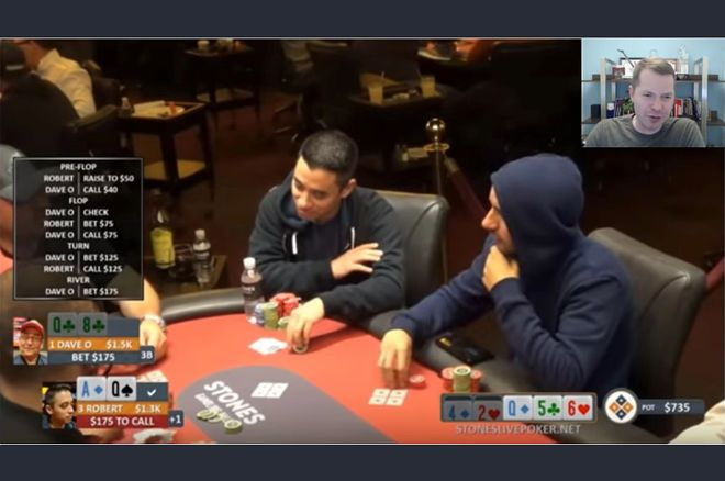 Jonathan Little's Weekly Poker Hand: Crazy Face-Off on the Turn and River