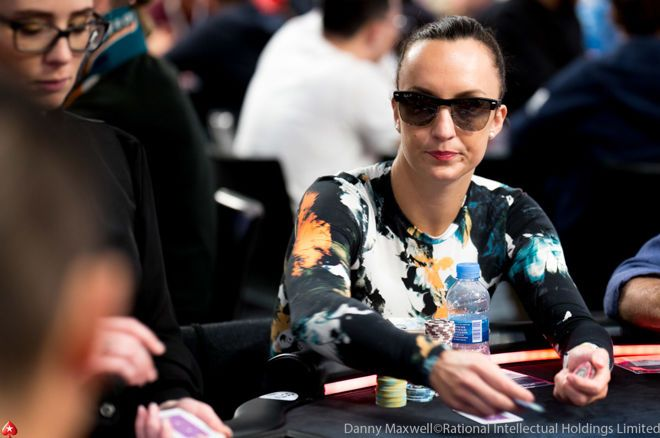 Ema Zajmovic is looking for her first EPT Main Event cash.