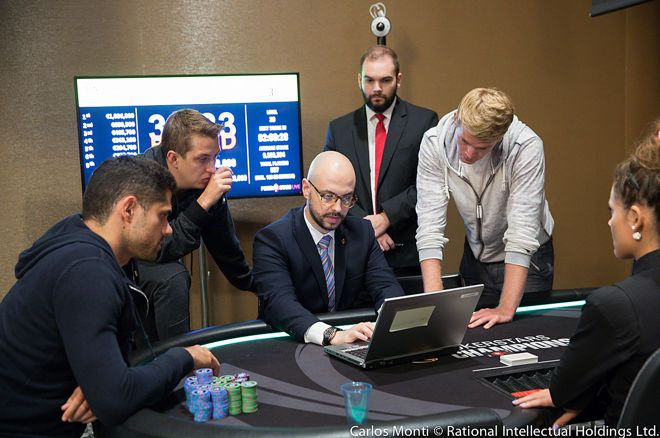 Weighing Different Deal-Making Methods at a Final Table