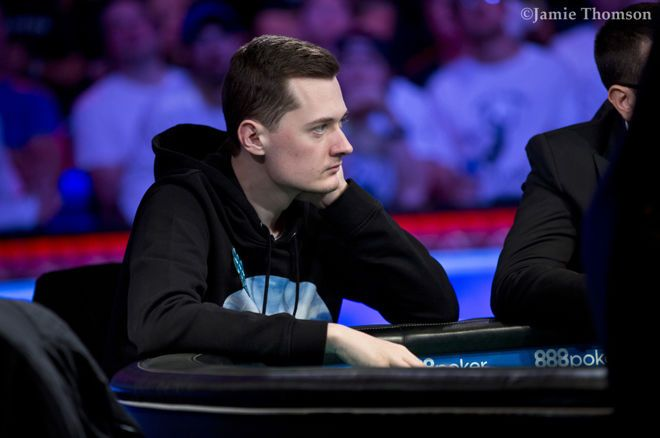 Nick Marchington reportedly collected his full payout from the WSOP Main Event.