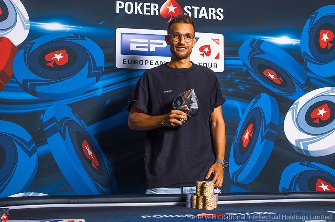 Laszlo Bujtas stopped Juan Pardo's run of high roller wins in Barcelona