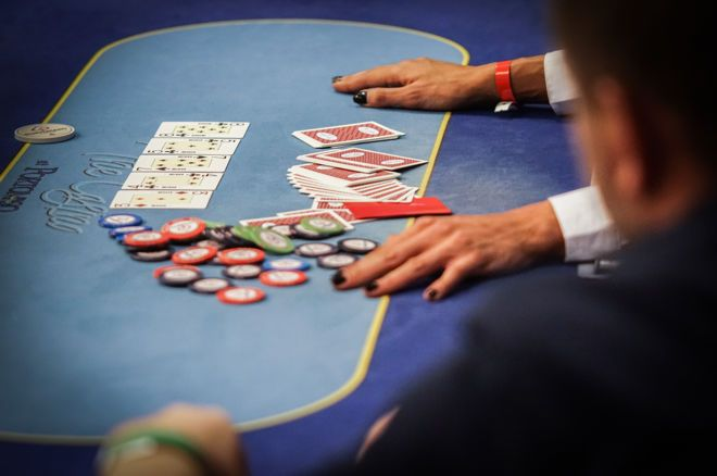 Playing an Overpair When Facing Multi-Way Action on the Flop