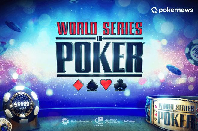World Series of Poker social poker game