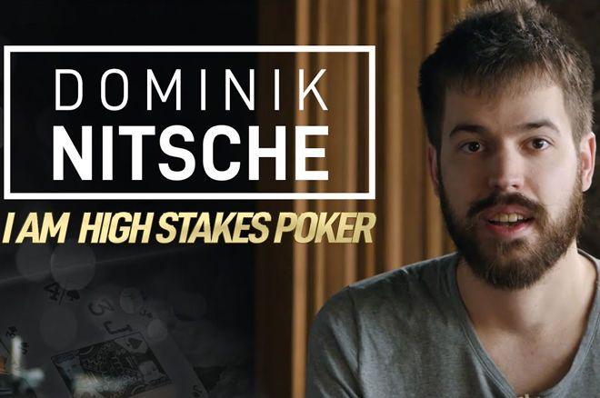 I Am High Stakes Poker: Entrevista com Dominik Nitsche