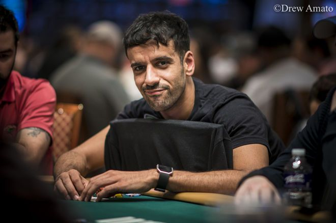 Ronnie Bardah will compete in the forthcoming