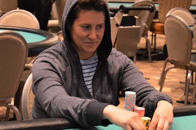 Vanessa Selbst Returns, Sits Near the Top of WPT Borgata Poker Open Championship as 24 Remain