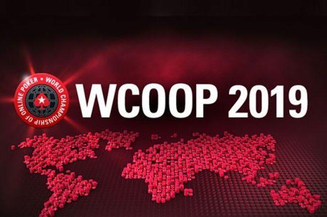 """2019 WCOOP (14) - """"lehout"""" runner-up in $530 NLHE [Midweek Freeze] voor $63.492"""