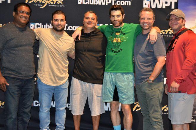 Victor Ramdin Makes WPT Borgata Poker Open Final Table, Farah Leads