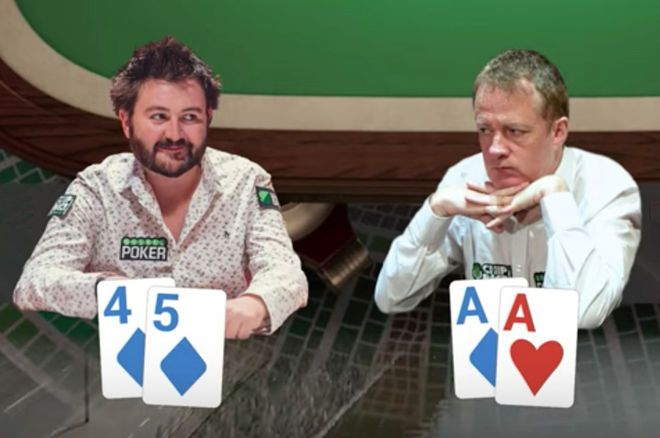 Quads vs. Full House: Lappin Cracks O'Kearney's Aces
