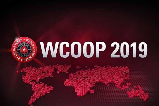 Българските успехи от WCOOP 2019