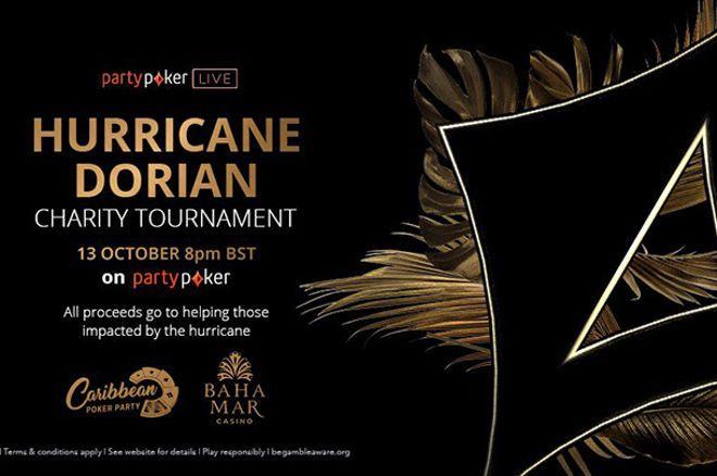 Hurricane Dorian Online Charity Tournament