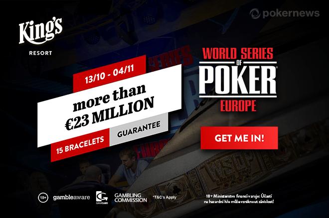 2019 WSOP Europe Kings