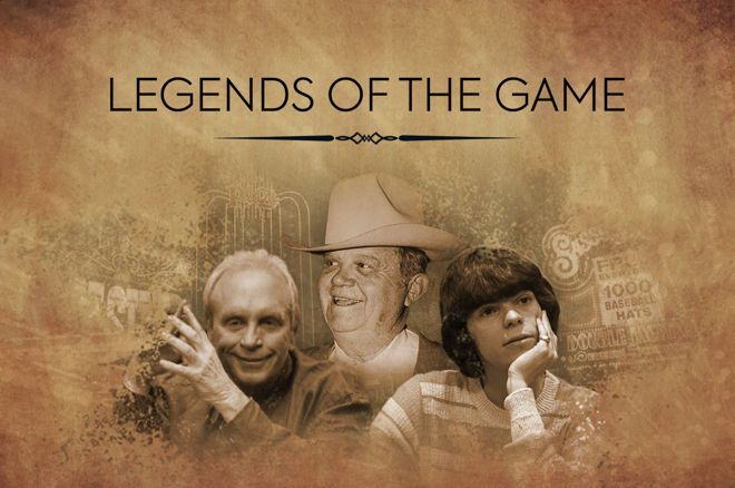 Legends of the Game to air Sept. 28 on PokerGO