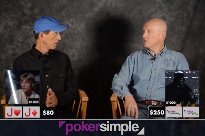 PokerSimple: Episode 5 - Folding Pocket Jacks Before the Flop