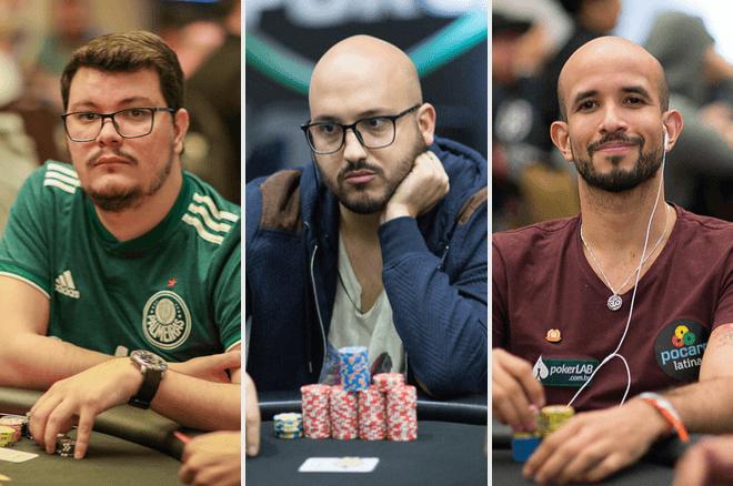 Lincon Freitas, Diego Valadares & Alexandre Mantovani