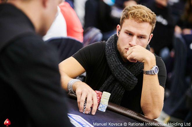 2019 EPT Open Main Event Sochi - Thom Greben als enige Nederlander naar Dag 3