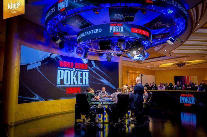 World Series of Poker Europe 2019