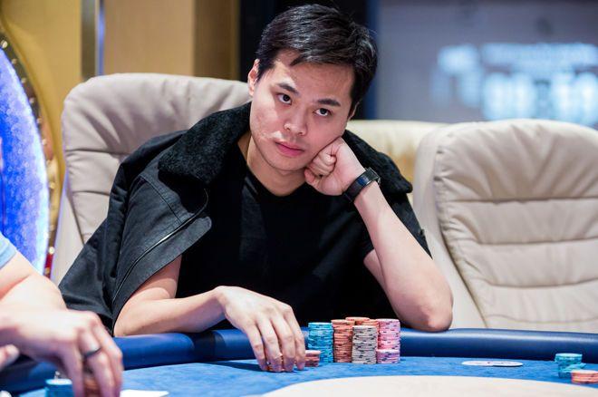 2019 WSOP Europe - James Chen leidt €250k Super High Roller, Tony G ook naar Dag 2
