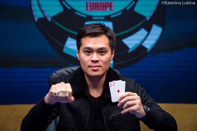 James Chen campeão do €250K Super High Roller da WSOPE 2019