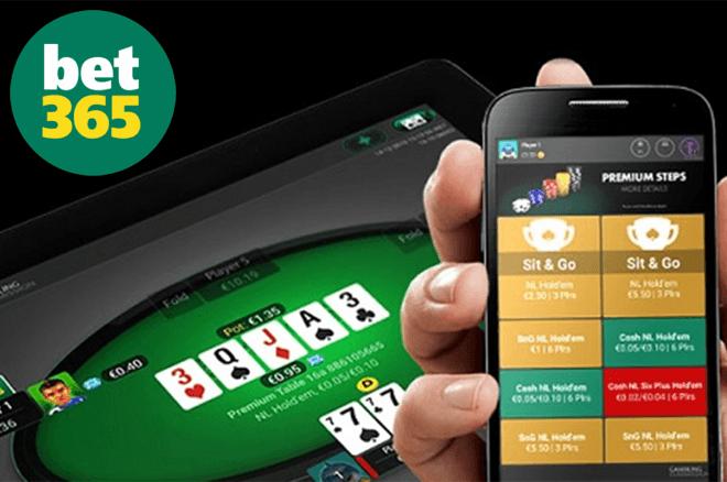 bet363 prenos poker