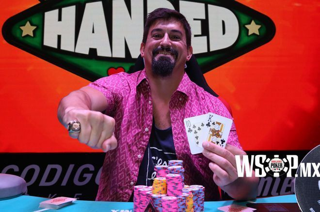 Michael Lech put his Spanish and poker skills to good use in Mexico.