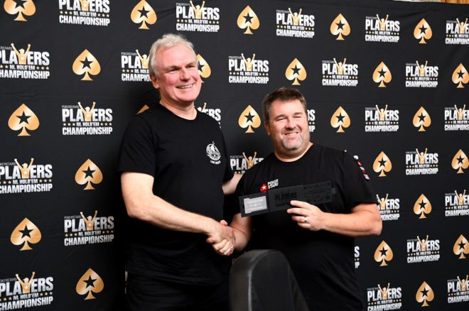Andrew Barham Becomes Latest Platinum Pass Winner; Moneymaker Deals Final Hand!