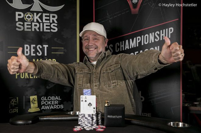 Greg Jennings Wins First RGPS Title; Claims Downstream Main Event Title for $38,179
