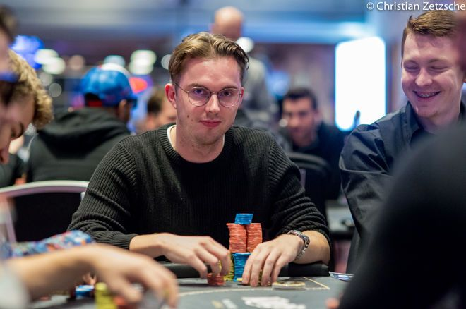 WSOPE: Vaitiekunas Bags Day 2 Lead in Main Event, Ferguson Busts in Last Hand